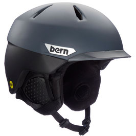 Bern Skihelm Weston Peak Mips Satin Black