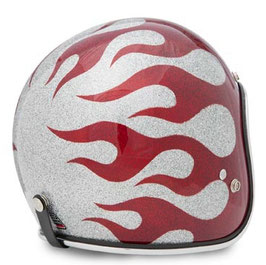 70's HELM Superflakes Flames