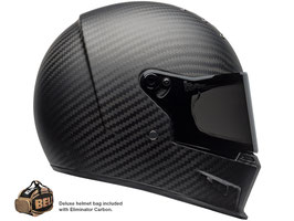 BELL HELM ELIMINATOR SOLID BLACK