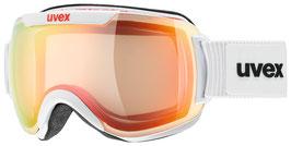UVEX downhill 2000 VFM  WEISS *Variomatic_Fullmirror
