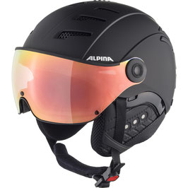ALPINA JUMP 2.0 HM, black matt, HICON
