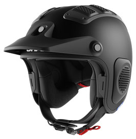 Shark Helm ATV-DARK SCHWARZ MATT