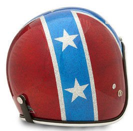 70's HELM Superflakes REBEL FLAG