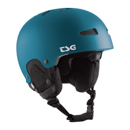 TSG Skihelm GRAVITY YOUTH SOLID COLOR - DEEP TEAL SATIN
