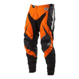 Troy Lee GP Kids Pants Mirage Orange-Schwarz