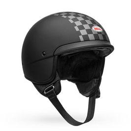 BELL Scout Air Helm Matte Black Cheak
