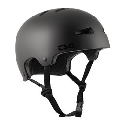 TSG Helm Evolution Dark Black
