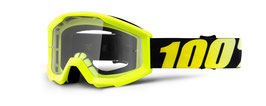 Ride 100% - STRATA JR. Neon Gelb / Junior