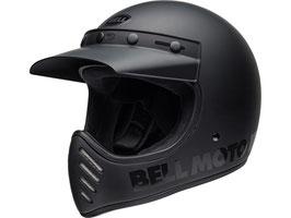 Bell Moto 3 /  SCHWARZ MATT