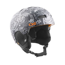 TSG Skihelm Gravity graphic Design STICKERBOMB