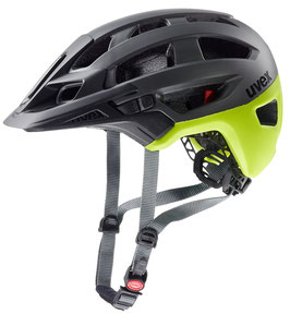 Uvex Helm finale 2.0 grey yellow mat