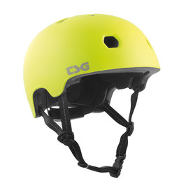 TSG Helm Meta Acid yellow