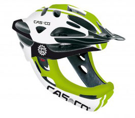 CASCO Freeride Viper MX  GRÜN