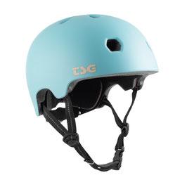 TSG Helm Meta BLUE TINT SATIN