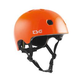 TSG Helm Meta Orange Gloss