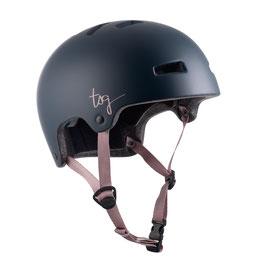 TSG Helm Ivy BLACK IRIS SATIN