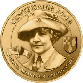 Médaille touristique Anne Morgan