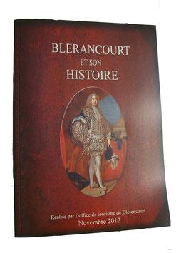 """Livret """"Blérancourt et son Histoire"""""""