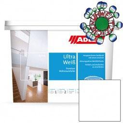 Adler Aviva UltraWeiß & UltraColor
