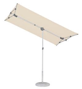 Suncomfort Sonnenschirm Flex Roof 210x150cm