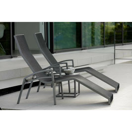 Stern Alu-Relaxliege Balance Comfort