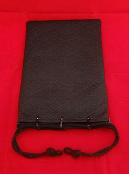 漆革(印伝) 合切袋