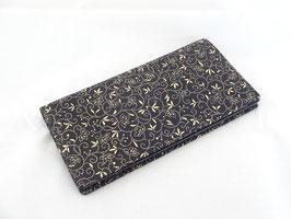 鹿漆革(印伝) 長財布