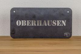 STAHLSCHILD OBERHAUSEN _ RUHRPOTT SOUVENIR