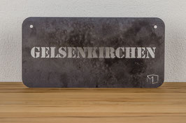STAHLSCHILD GELSENKIRCHEN _ RUHRPOTT SOUVENIR