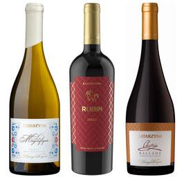 クリスマス・年末年始用おすすめワイン3本セット