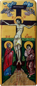 *Mサイズ  Crucifix No.31 (十字架にかけられたキリスト No.31)