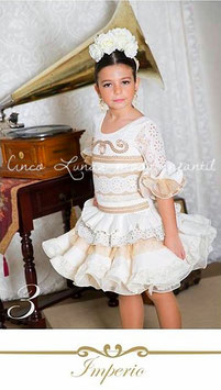 Vestido de flamenca Imperio 3