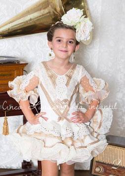 Vestido de flamenca Imperio 2