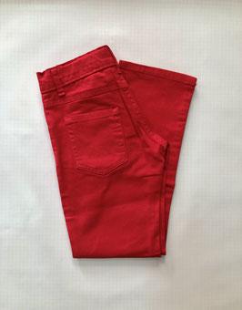 Pantalón Chino Rojo Fuerte
