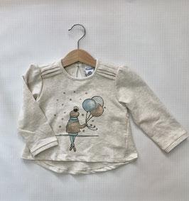 Camiseta Niña globos