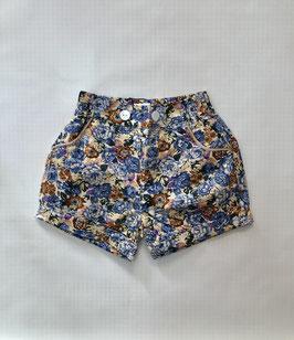 Pantalón corto flores