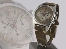 Original Zenith El Primero Armbanduhr Handaufzug 3019PH 60er