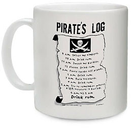 Pirate's Log