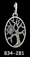 Tree with 4mm Stone