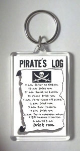 Pirate's Log