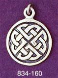 Tibetan Knotwork - Round
