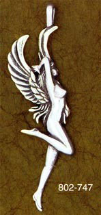 Winged Goddess - Large