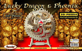 Lucky Dragon & Phoenix