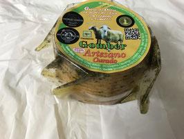 Queso curado de oveja en aceite de oliva