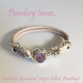 Portofino Armband Amethyst