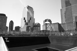 NEW YORK - GROUND ZERO (LANDSCAPE)