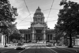 Bruxelles - Le Palais de justice