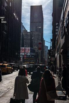New York - Colored guerrilla