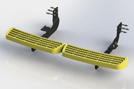 Non-Tow Steps for Ford 4x4 (High Lift) Vehicles
