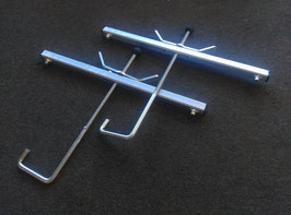 Ladder Clamp Bars - Pair